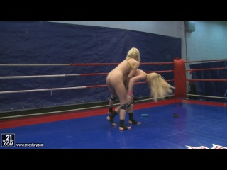 21sextury-Sophie Moone and Antonya - Fight club